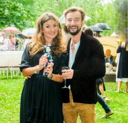 Алан и Жанна Бадоев