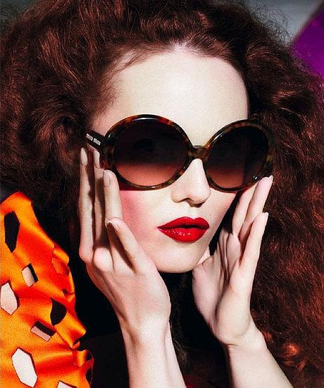 Ванесса Паради в рекламе Miu Miu