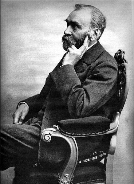 Альфред Нобель (Alfred Nobel)