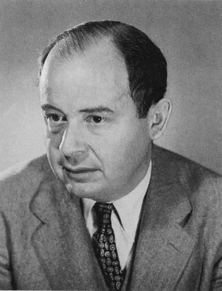 Джон фон Нейман (28.12.1903