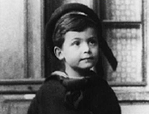 Джон фон Нейман в детстве