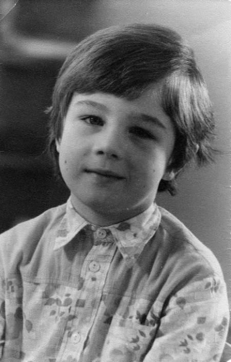 бодров сергей в детстве фото