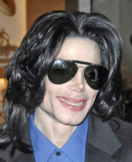 Фото короля поп музыки