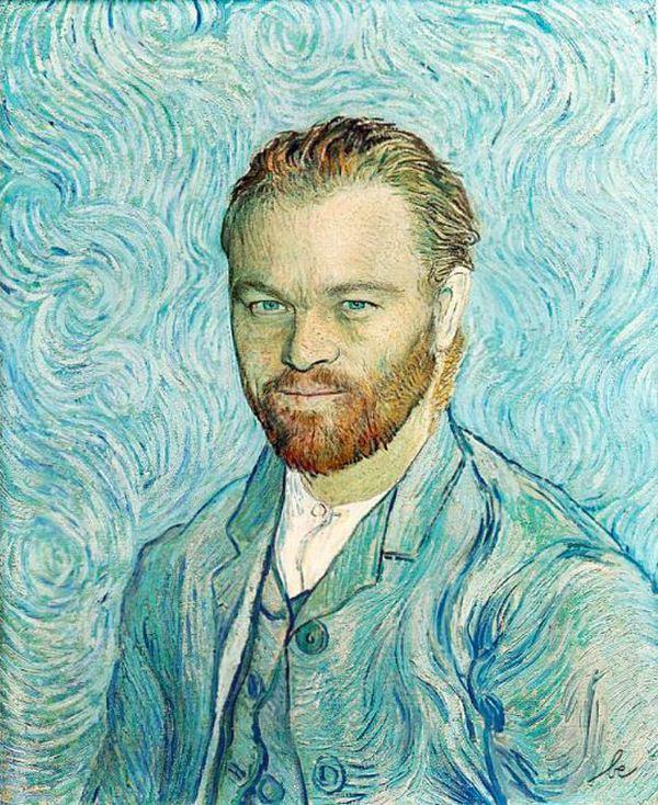 Современные знаменитости на классических полотнах