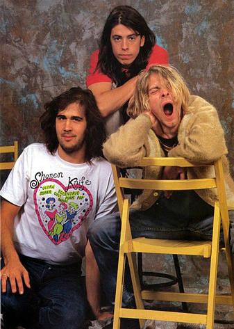 Nirvana и Курт Кобейн