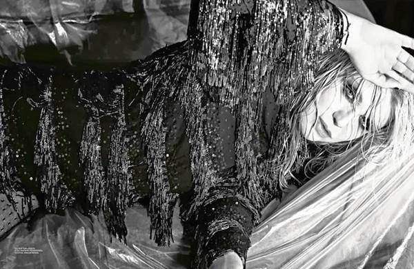 Кортни Лав в фотосессии Франческо Карроззини для Interview Russia, 2013