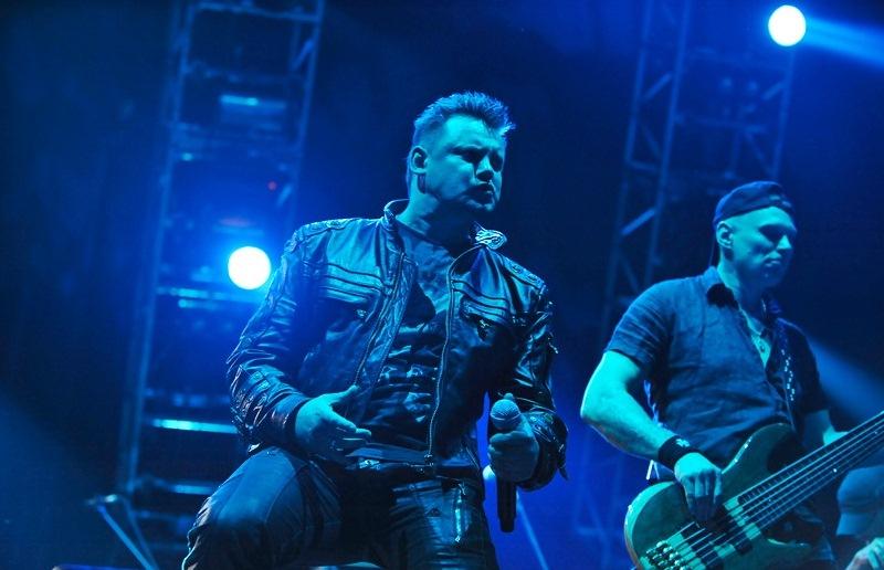 Король и Шут на сцене