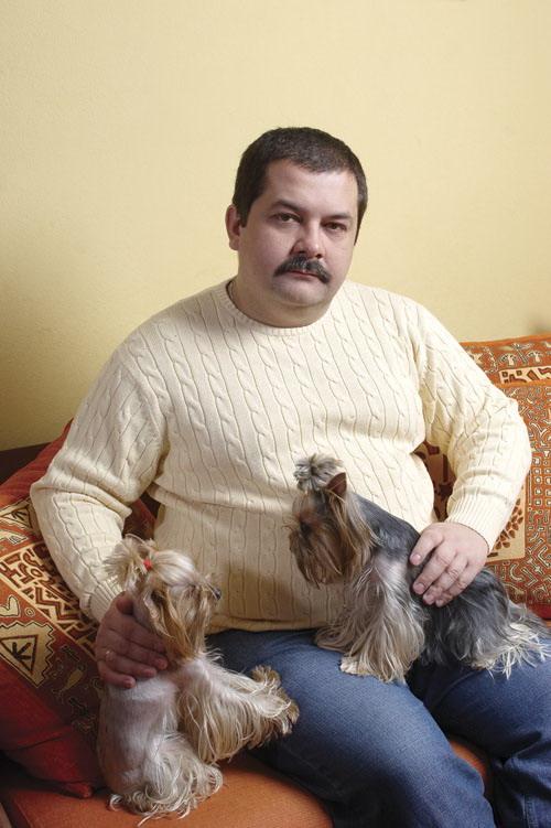 Сергей Лукьяненко (Sergey Lukianinko)