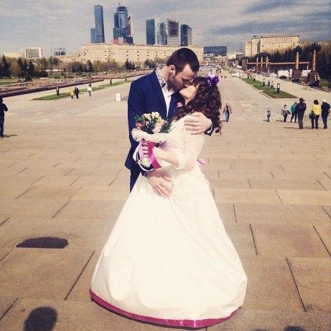 Анна руднёва и дмитрий белин свадьба