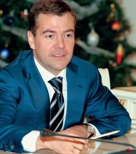 Дмитрий Медведев (Dmitry Medvedev)