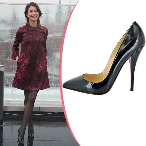Звездная обувь Ольги Куриленко