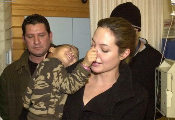 Семейный альбом Джоли-Питтов
