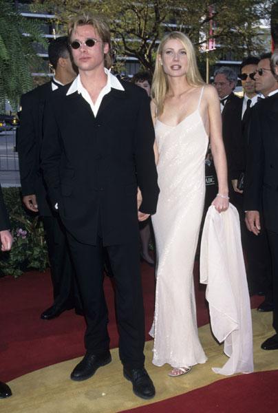 Женщины Брэда Питта :: фотообзор :: Брэд Питт (Brad Pitt) Кристина Эпплгейт И Брэд Питт