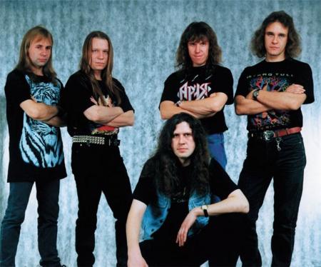 Валерий Кипелов в составе группы Ария