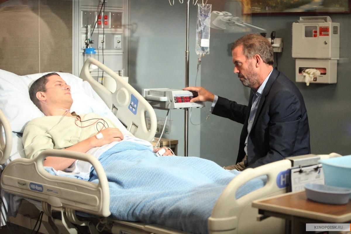 Хью Лори в роли Доктора Хауса