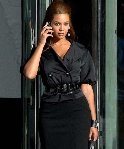 Бейонсе (Beyonce) – Бейонсе Жизель Ноулз (Beyonce Giselle Knowles)