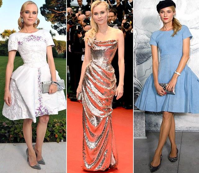 Лучшие платья звезд в 2012 году