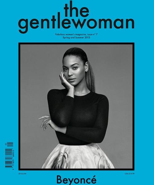 Бейонсе для The Gentlewoman Magazine