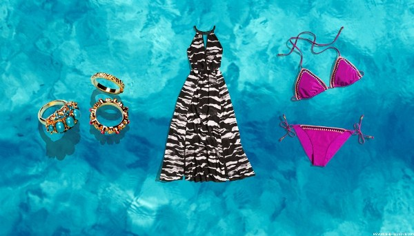 Коллекция летней одежды от Бейонсе для H&M
