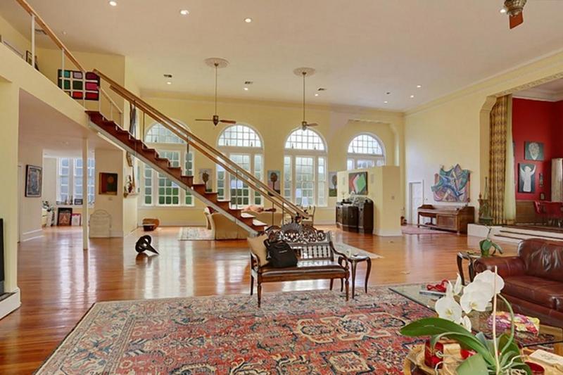Дом Бейонсе и Jay-Z в Новом Орлеане