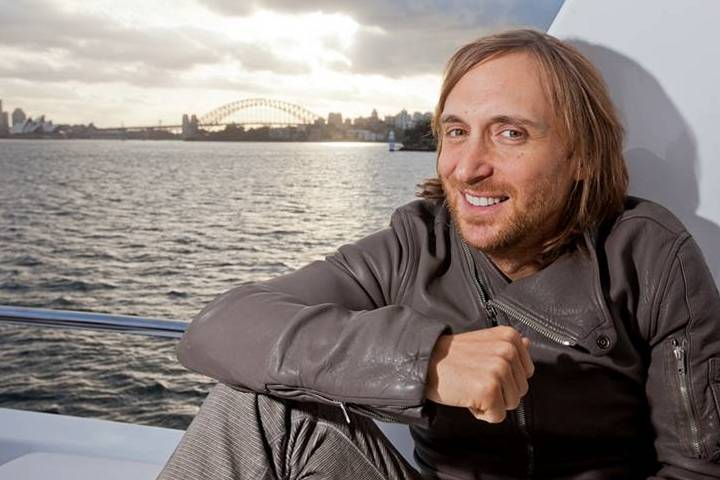 Девид Гетта (David Guetta)