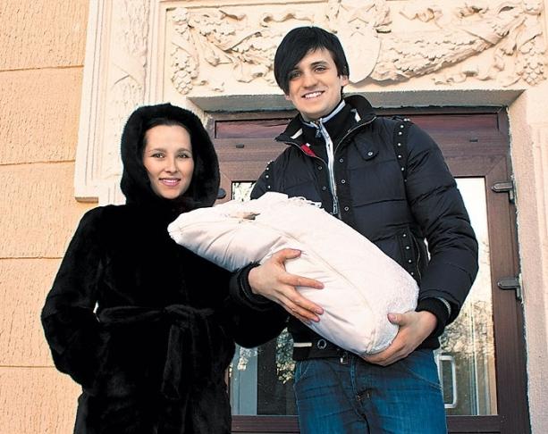 Семья Дмитрия Колдуна