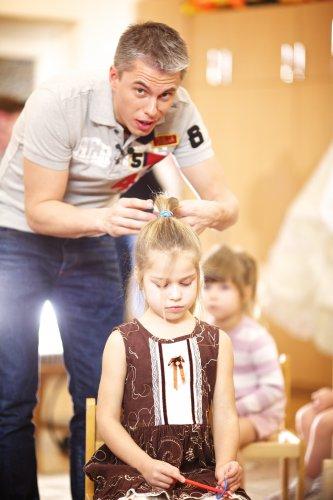 Дети Андрея Доманского