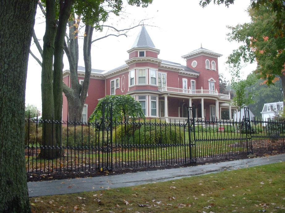 Дом Стивена Кинга