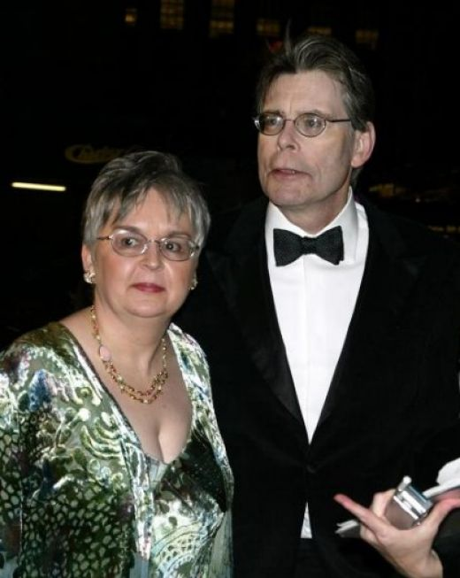 Стивен и Табита Кинг
