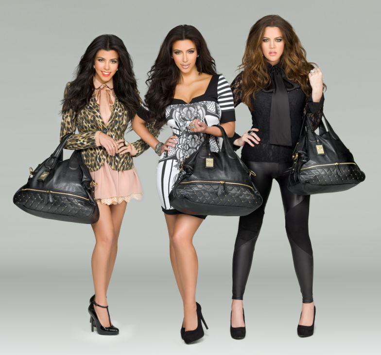 Коллекция сумок Kardashian Kollection