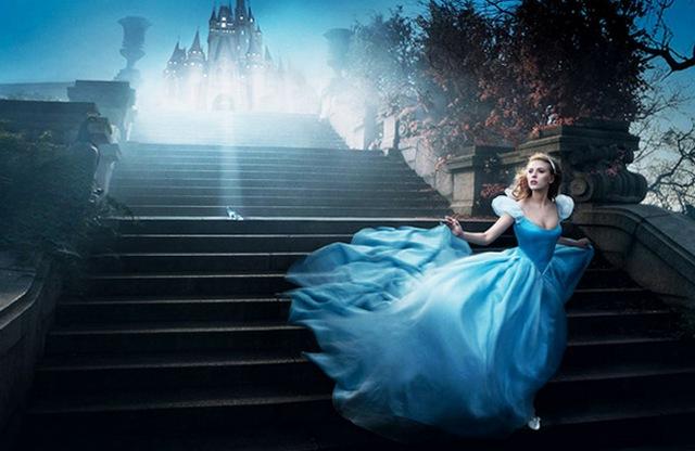 Знаменитости в образах Disney