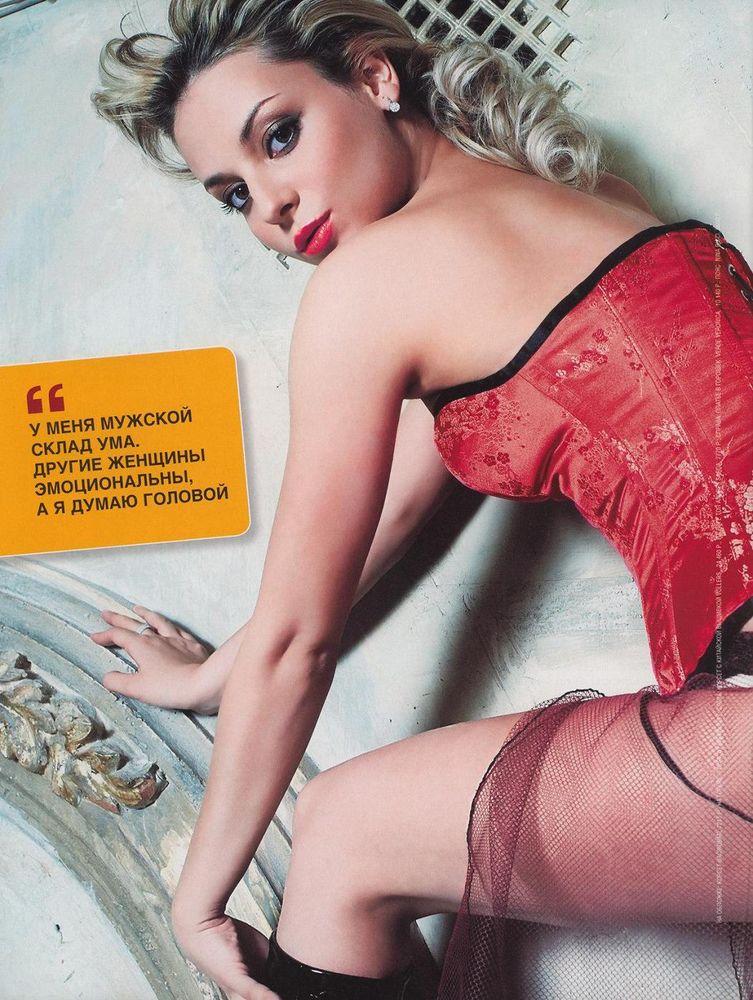 Фотосессия Дарьи Сагаловой в журнале SIM