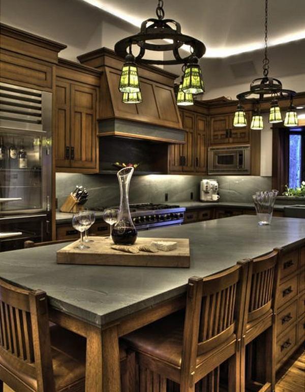 10 роскошных кухонь знаменитостей