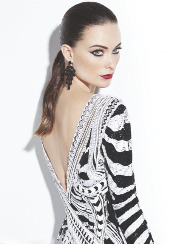 Оливия Уайлд для Fashion Canada, август 2013