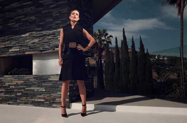 Оливия Уайлд для Harper's Bazaar Spain, сентябрь 2013