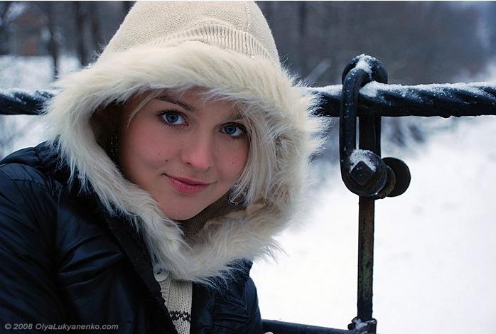Ольга Лукьяненко: фотографии из жизни
