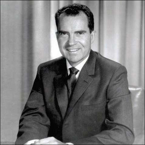 Фото :: Ричард Никсон (Richard Nixon)