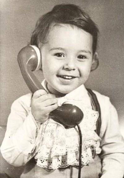 Андрей Малахов в детстве