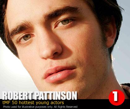 Топ-10: Молодые актеры-красавчики