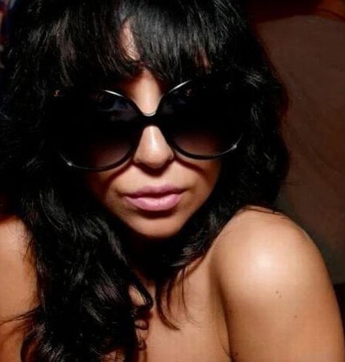 Lady Gaga в молодости.