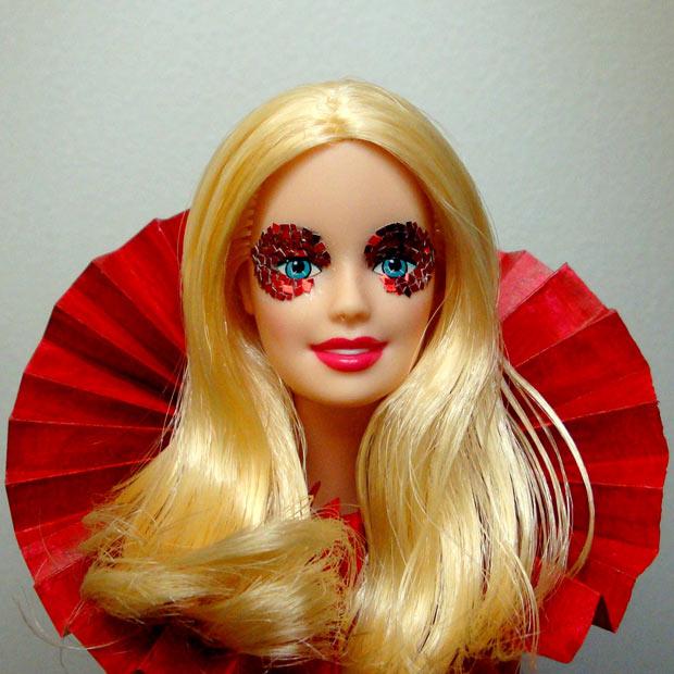 Леди Гага стала Барби