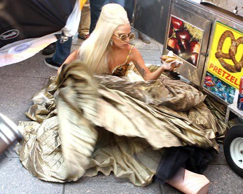 Lady Gaga для журнала Vanity Fair