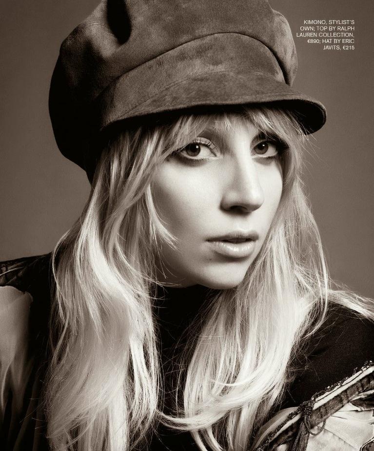 Леди ГаГа для Porter Magazine, лето 2014