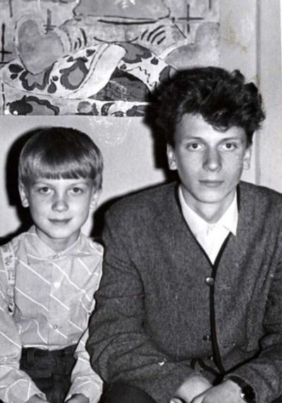 Сергей Светлаков в детстве :: фотообзор :: Сергей Светлаков ...
