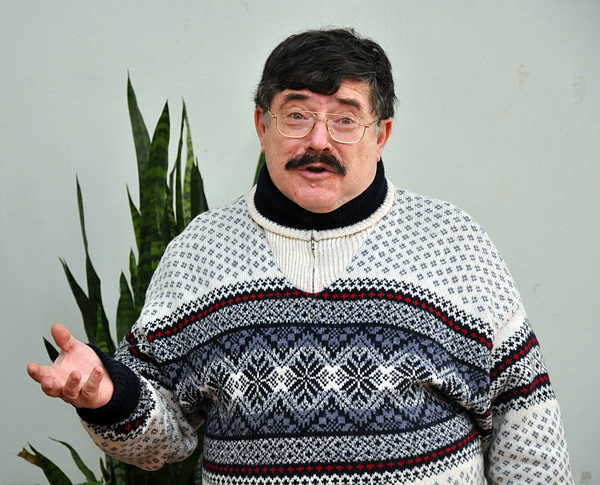 Борис Бурда (Boris Burda)