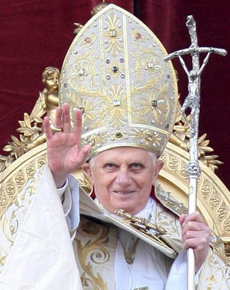 Бенедикт XVI (Benedict XVI) – Йозеф Алоиз Ратцингер (Joseph Alois Ratzinger)