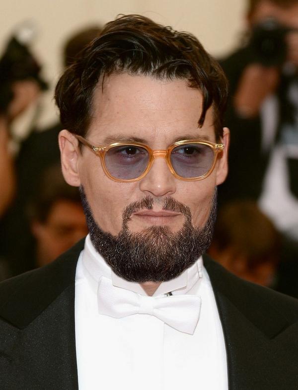 Борода как у Леонардо ДиКаприо
