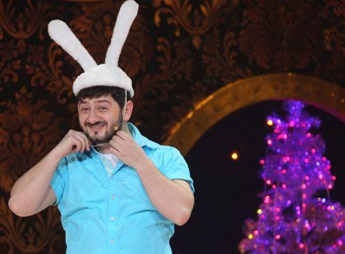 Михаил Галустян на сцене