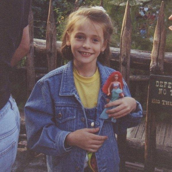фото анна хилькевич в детстве