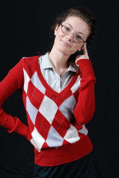 Елена Меркулова (Elena Merkulova)